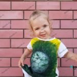 Раскраска футболки