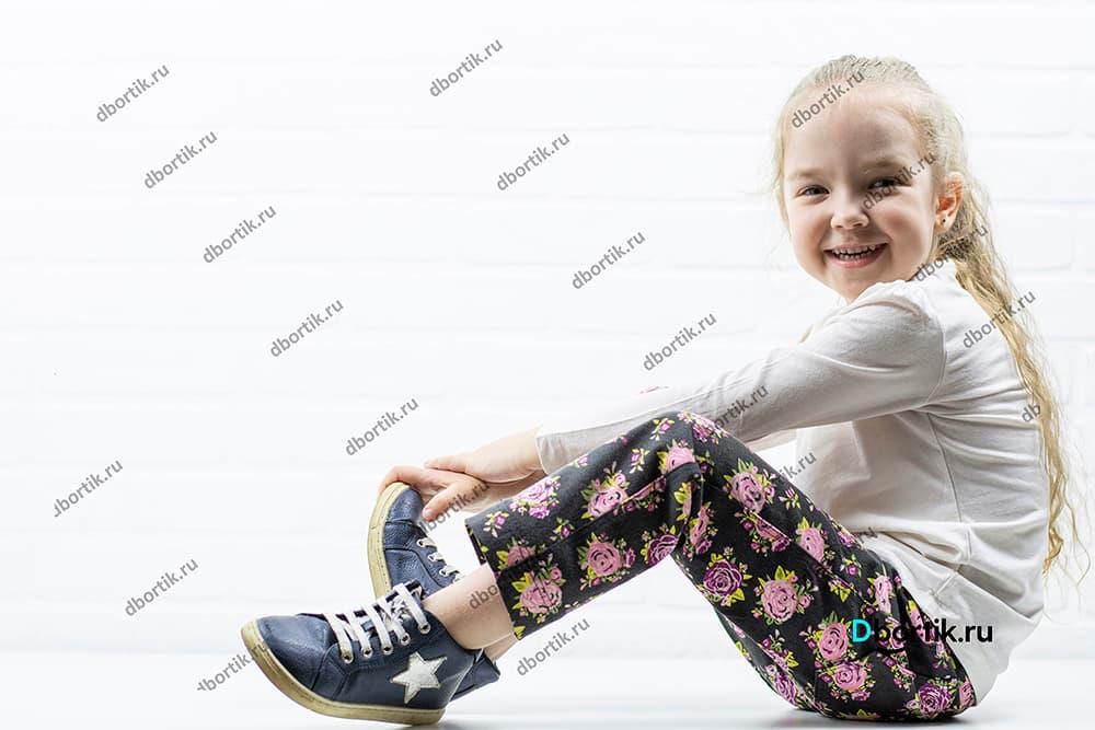 Мастер-класс по пошиву детских джинс на резинке