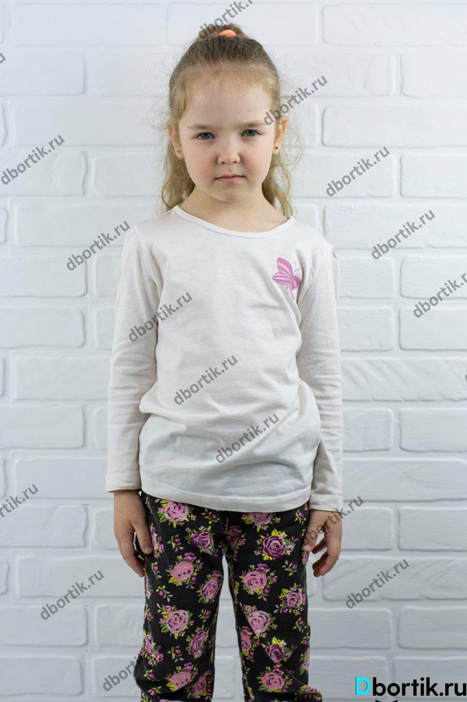 Детские джинсы на резинке