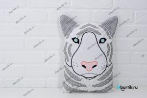 Подушка бортик Тигр