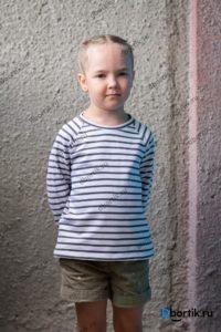 Детская кофта, пуловер. Вид спереди