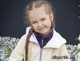 Мастер-класс пошив детской парки, куртки