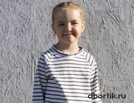 Мастер-класс, пошив кофты пуловер на ребенка