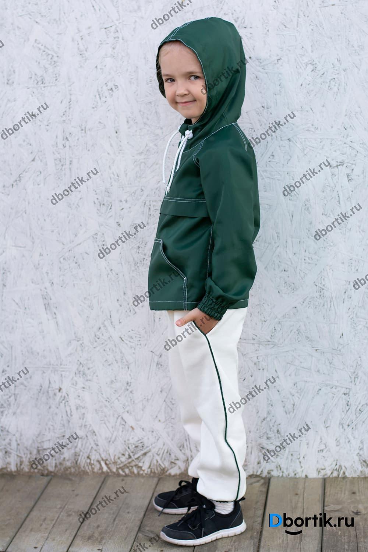 Мастер-класс по пошиву детских спортивных штанов на ребенка.