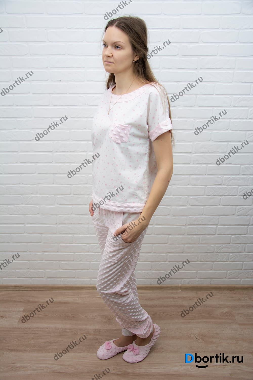 Мастер-класс по пошиву женских, домашней пижамы