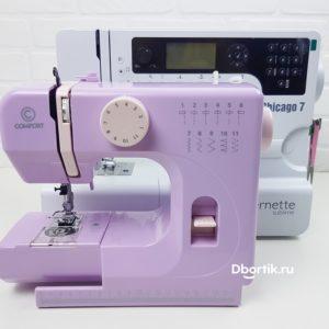 Размеры швейной машины Comfort 6
