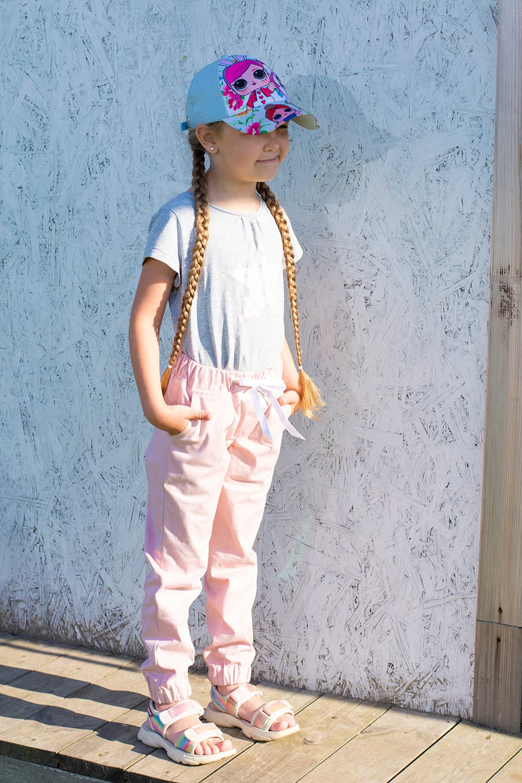 Мастер-класс по пошиву детских джинс джоггеров. Изделие в готовом виде.