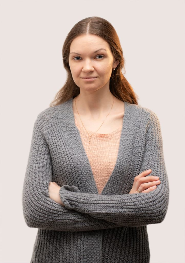 Дарья Фадеева, автор, ведущая канала Dbortik (Дбортик)