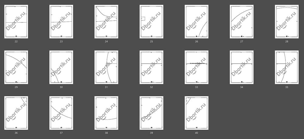 Обзор выкройки подвесных качелей кокон. Страница с 22 по 40.